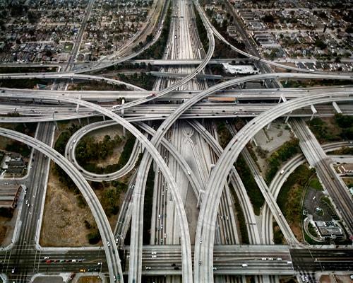 Industrial Landscape Photographer Edward Burtynsky