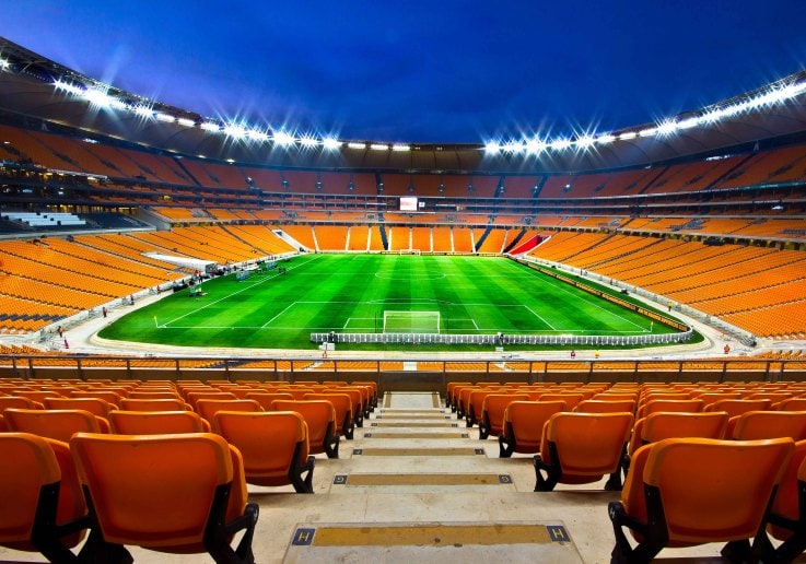 Soccer City Game Night