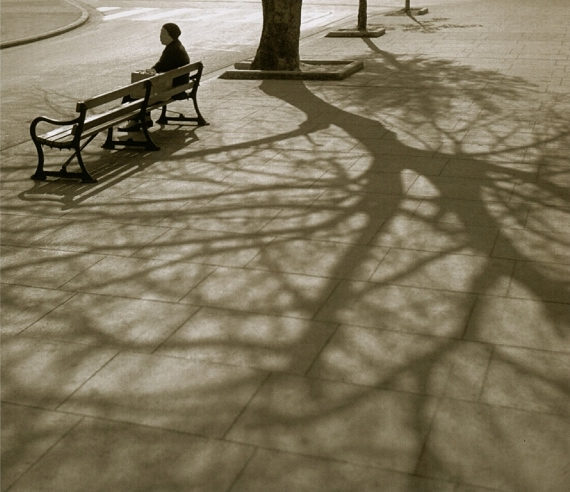 The Evening of Life 1963 by Fan Ho