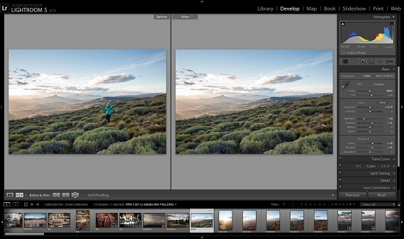 Lightroom 5 Beta Version