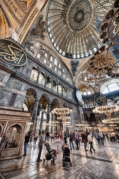 Hagia Sophia, Glen Fouche
