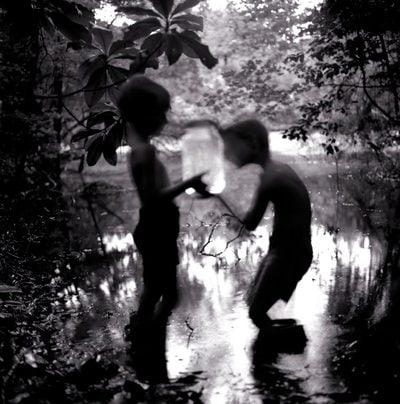 Keith Carter - Fireflies, 1996