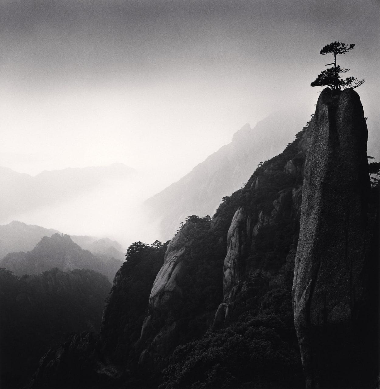 Michael Kenna - Huangshan Mountains Study-25 Anhui China 2009