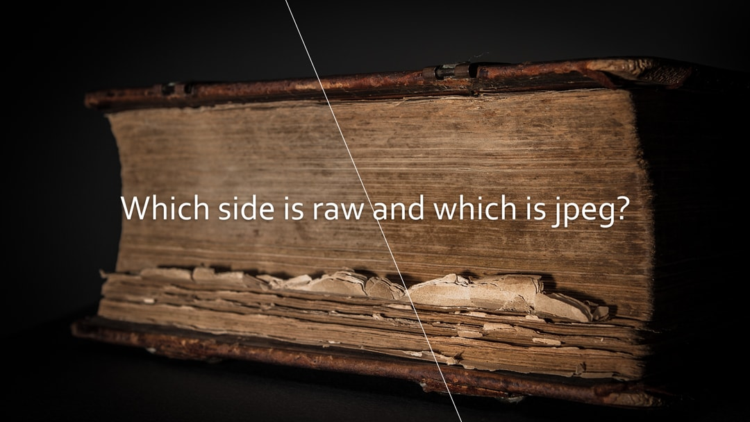 Why some photographers shoot Jpeg and not RAW | DPC