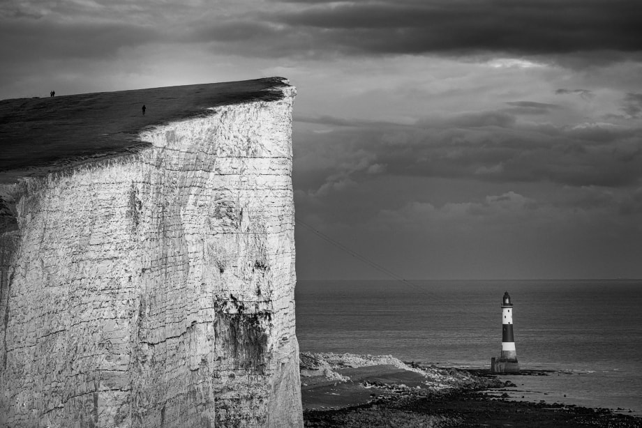 Walking to the Light by Nadia de Lange
