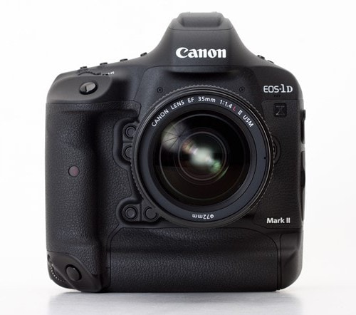 Canon 1DX Mark II Front