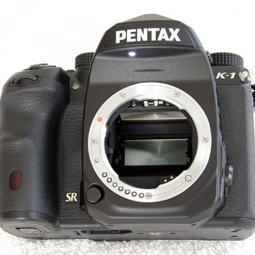 Pentax K-1 Full Frame Front Body Only
