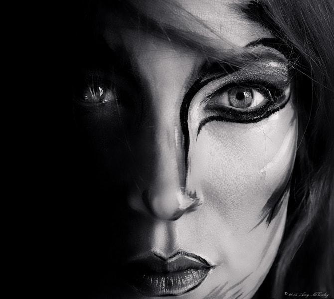 Amy McGinley Shadowed Soul