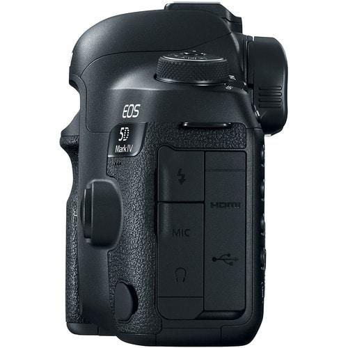 Canon 5D Mark IV left