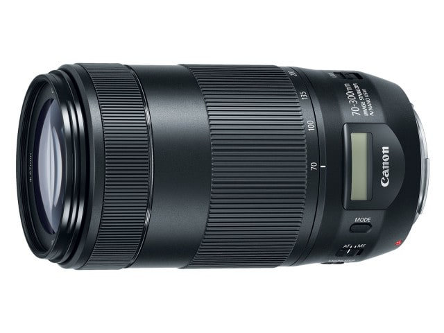 EF 70-300mm f/4-5.6 IS II USM lens