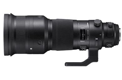 Sigma 500mm f/4 DG HSM | OS