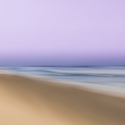 impressionistic seascape using filters and panning technique by craige wynne