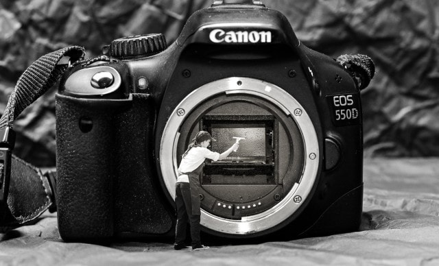 Camera Maintenance   How to keep your Sensor and Lenses