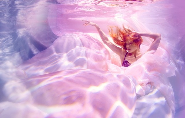 underwater fashion and beauty lingerie photo by michael david adams
