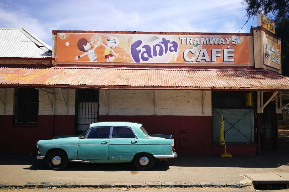 stepping back in time on the streets of kimberley, northern cape.
