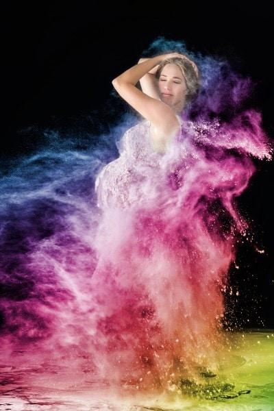 colourful beginnings by lyndie pavier