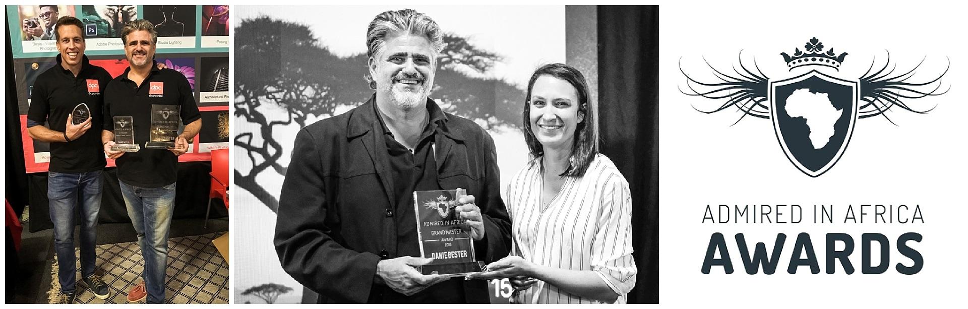 Grand Master Award Danie Bester